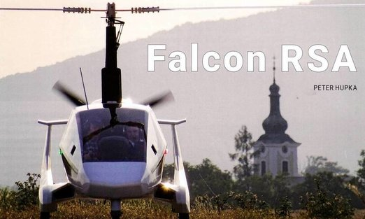 Gyrocopter Falcon RSA from Topoľčany